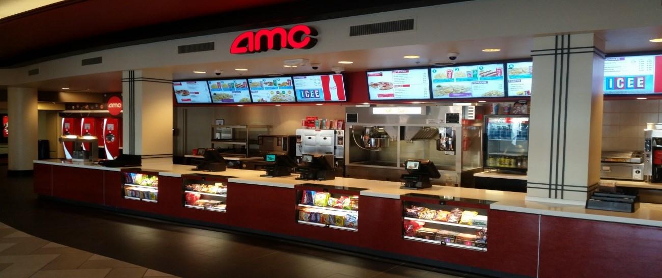 AMC Theater Concession In St Luis Missouri